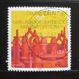 Poštovní známka Nìmecko 1996 Dìdictví UNESCO Mi# 1875