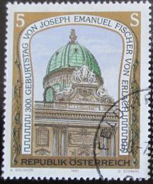 Poštovní známka Rakousko 1993 Císaøský palác Mi# 2084