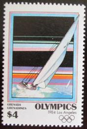Poštovní známka Grenada Gren. 1984 Plachtìní Mi# 583
