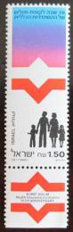 Poštovní známka Izrael 1987 Zdravotní pojištìní Mi# 1068