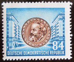 Poštovní známka DDR 1953 Karel Marx Mi# 353 Kat 9€