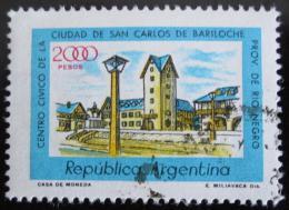 Poštovní známka Argentina 1980 Bariloche Mi# 1456