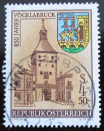 Poštovní známka Rakousko 1984 Vocklabruck Mi# 1777