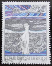 Poštovní známka Rakousko 1977 Moderní umìní Mi# 1564