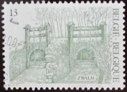 Poštovní známka Belgie 1986 Kanál Nederzwalm Mi# 2271