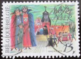 Poštovní známka Belgie 1987 Folklór Mi# 2302