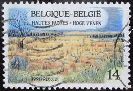 Poštovní známka Belgie 1991 NP Hohes Venn Mi# 2465