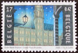 Poštovní známka Belgie 2000 Hlavní námìstí, Brusel Mi# 2975
