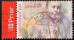 Poštovní známka Belgie 2004 Bobby Jaspar Mi# 3337