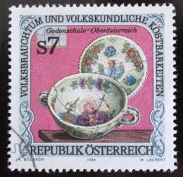 Poštovní známka Rakousko 1994 Folklór Mi# 2117
