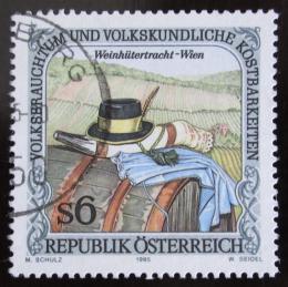 Poštovní známka Rakousko 1995 Folklór Mi# 2150