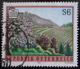 Poštovní známka Rakousko 1997 Vinice v Nussbergu Mi# 2211