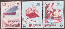 Poštovní známky Kuba 2006 Cerro Pelado Mi# 4815-17