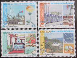 Poštovní známky Kuba 2006 Úspora energií Mi# 4855-58