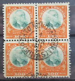 Poštovní známky Brazílie 1906 Prezident Alfonso Penna Mi# 4