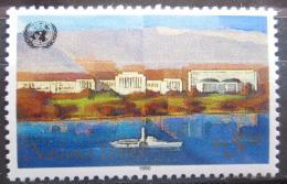 Poštovní známka OSN Ženeva 1990 Umìní, Breniaux Mi# 183