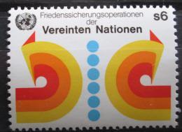 Poštovní známka OSN Vídeò 1980 Symboly Mi# 11