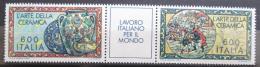 Poštovní známky Itálie 1985 Technologie Mi# 1910-11