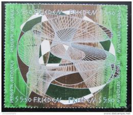 Poštovní známky OSN Vídeò 1993 Mezinárodní den míru Mi# 152-55