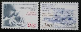 Poštovní známky OSN Vídeò 1986 Filatelie Mi# 60-61