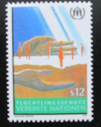Poštovní známky OSN Vídeò 1994 Ochrana uprchlíkù Mi# 166