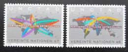 Poštovní známky OSN Vídeò 1994 Výroèí UNCTAD Mi# 176-77