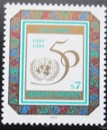 Poštovní známka OSN Vídeò 1995 Výroèí OSN Mi# 178
