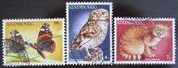 Poštovní známky Lucembursko 1985 Fauna Mi# 1133-35