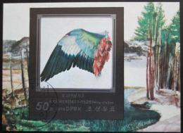 Poštovní známka KLDR 1979 Umìní, Durer Mi# Block 59