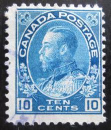 Poštovní známka Kanada 1922 Král Jiøí V Mi# 112