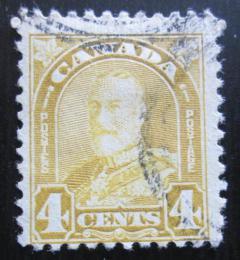 Poštovní známka Kanada 1930 Král Jiøí V. Mi# 145 A Kat 7€