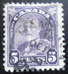 Poštovní známka Kanada 1930 Král Jiøí V. Mi# 146 A Kat 7€