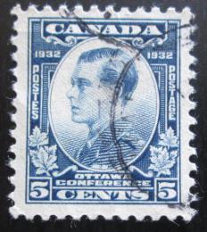 Poštovní známka Kanada 1932 Princ Edward Mi# 160 Kat 8€