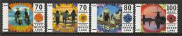 Poštovní známky Nizozemí 1996 Prázdniny Mi# 1576-79