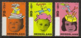 Poštovní známky Nizozemí 1996 Podoba budoucnosti Mi# 1596-98