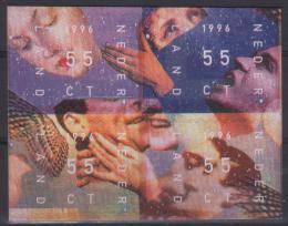 Poštovní známky Nizozemí 1996 Vánoce Mi# 1599-1602
