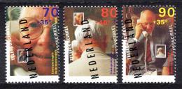 Poštovní známky Nizozemí 1994 Život seniorù Mi# 1511-13