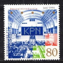 Poštovní známka Nizozemí 1994 Královská pošta Mi# 1517