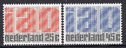 Poštovní známky Nizozemí 1969 ILO, 50. výroèí Mi# 912-13
