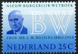 Poštovní známka Nizozemí 1970 Eduard Maurits Meijers Mi# 934