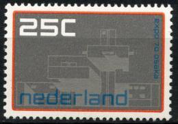 Poštovní známka Nizozemí 1970 Výstava EXPO Mi# 935