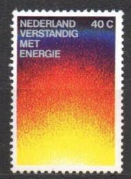 Poštovní známka Nizozemí 1977 Šetøi energiemi Mi# 1092 A