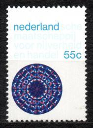 Poštovní známka Nizozemí 1977 Obchod a prùmysl Mi# 1105