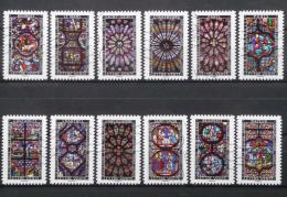Poštovní známky Francie 2016 Náboženské umìní Mi# 6635-46 Kat 19€