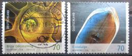 Poštovní známky Nìmecko 2016 Mikrosvìt Mi# 3315-16