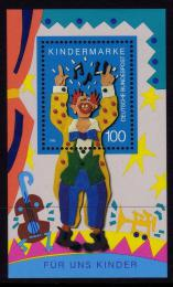 Poštovní známka Nìmecko 1993 Pro dìti Mi# Block 27