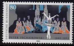 Poštovní známka Nìmecko 1993 Balet Mi# 1702