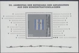 Poštovní známka Nìmecko 1995 Koncentraèní tábory Mi# Block 32
