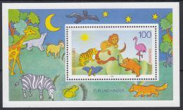 Poštovní známka Nìmecko 1995 Pro dìti Mi# Block 34