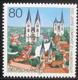Poštovní známka Nìmecko 1996 Halberstadt Mi# 1846